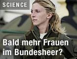 Bundesheersoldatin
