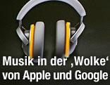 "Logo bei ""Google-Music"" Präsentation"