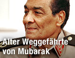 Militärchef Mohammet Hussein Tantawi