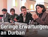 Pressekonferenz österreichischer NGOs