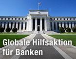 Gebäude der US-Notenbank Federal Reserve