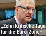 EU-Kommissar Olli Rehn