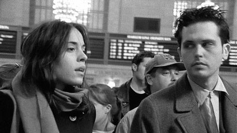 Filmszene aus New York November