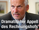 Rechnungshof-Präsident Josef Moser