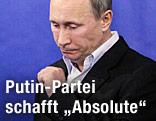 Russlands Regierungschef Wladimir Putin
