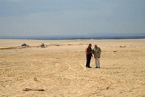 Wüste am Sinai