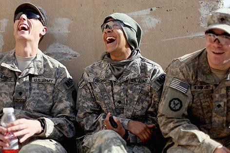 Keine US-Soldaten mehr im Irak - news.ORF.at