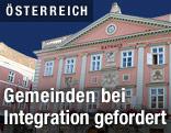 Rathaus von Wiener Neustadt