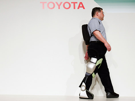 Independent Walk Assist von Toyota