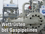 "Pipeline ""Nord Stream"" in Deutschland"