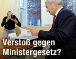 Verfassungsrechtler Hans Herbert von Arnim