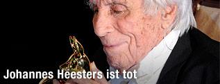Schauspieler Johannes Heesters