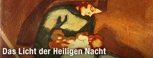 Madonna von Albin Egger-Lienz