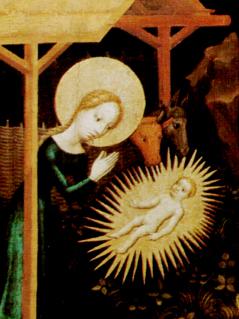 Madonna mit Kind, Steirischer Meister um 1400