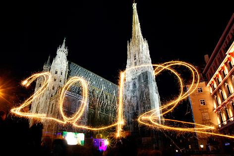 Silvesterfeiern in Wien