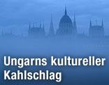 Budapest im Nebel