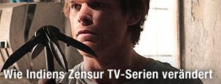 """Szene aus der TV-Serie """"Dexter"""""""