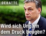 Victor Orban, ungarischer Staatschef