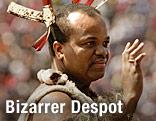 Swasilands König Mswati III