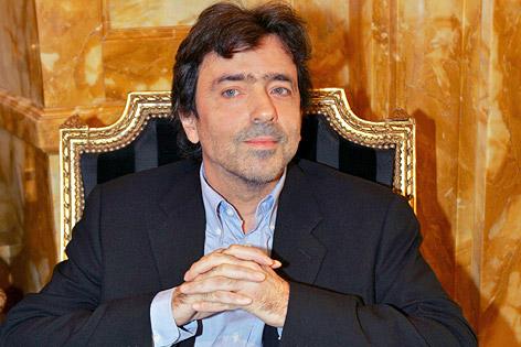 Französischer Schriftsteller Regis Jauffret
