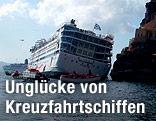 "Schiffsunglück der ""Sea Diamond"""
