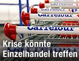Carrefour Einkaufswagen