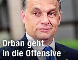 Ungarns Ministerpräsident Viktor Orban