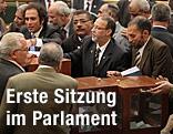 Ägyptische Parlametarier