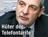 Telekomregulator Georg Serentschy