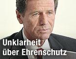 Wissenschaftsminister Karlheinz Töchterle
