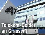 Zentrale der Telekom Austria