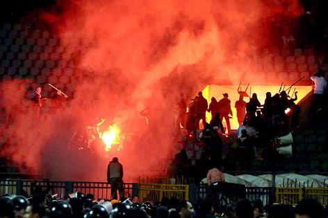 Stadion von Port Said