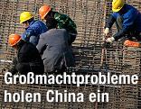 Chinesische Arbeiter