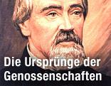 Hermann Schulze-Delitzsch, Namensgeber der Volksbanken