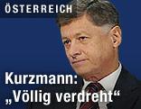 Steiermarks FPÖ-Landesparteichef Gerhard Kurzmann