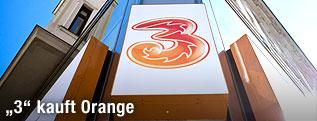 Das Logo von Hutchison 3G