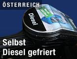 Diesel-Zapfhahn