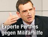 Direktor der Stiftung Wissenschaft und Politik Volker Perthes