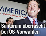 Der US-Republikaner Rick Santorum