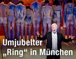 "Theaterszene aus ""Rheingold"""