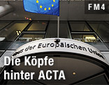 Aussenansicht vom Haus der Europäischen Union