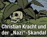 """Buchcover """"Imperium"""" von Christian Kracht"""