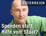 Robert Buggler (Salzburger Armutskonferenz)