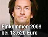 Ehemaliger Finanzminister Karl-Heinz Grasser