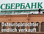 Sberbank in Moskau