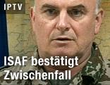 General Carsten Jacobson (ISAF-Sprecher in Afghanistan)