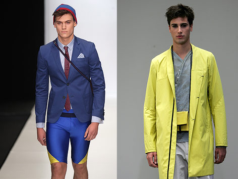 Männliche Models