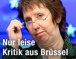 EU-Vizepräsidentin Catherine Ashton