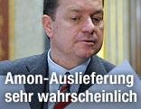 ÖVP-Abgeordneter Werner Amon