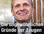 Ernst Strasser, ehemaliger Innenminister und EU-Abgeordneter